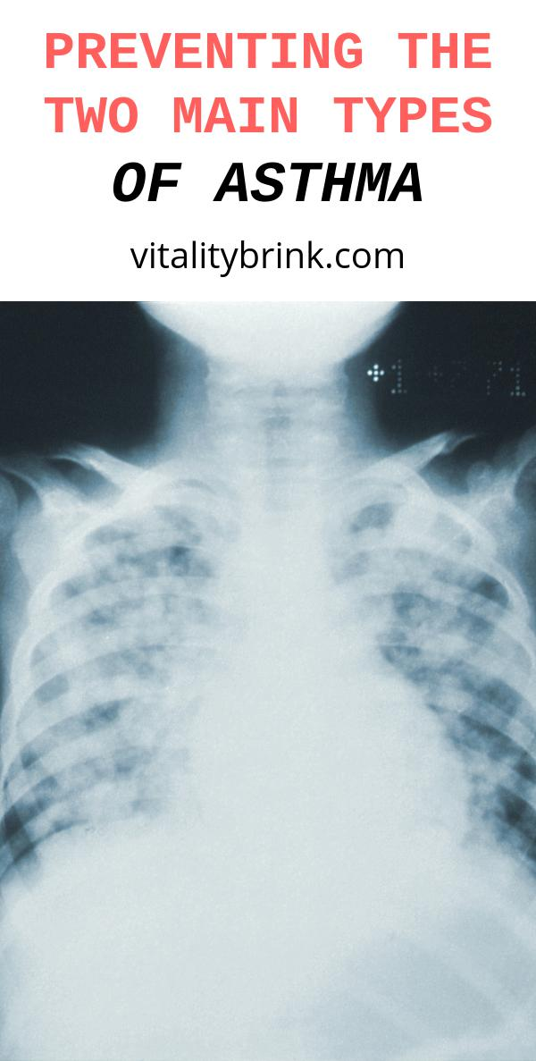 Preventing The Two Main Types Of Asthma