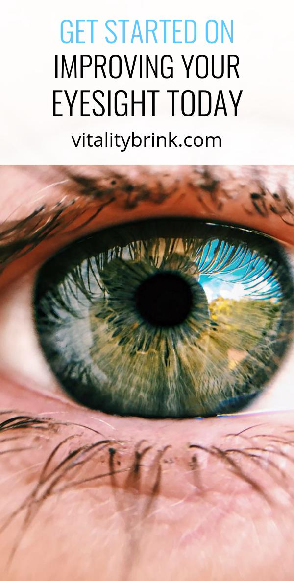 Everything You Should Know About Improving Your Eyesight